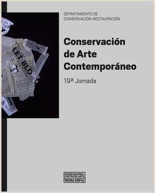 Conservaci³n de Arte Contemporáneo 19ª Jornada by Museo
