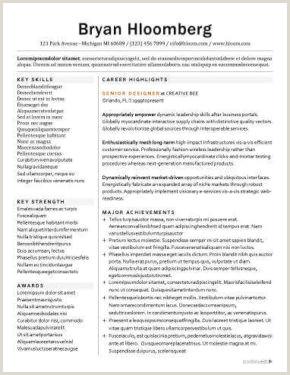 Formato De Hoja De Vida Llamativo Más De 400 Plantillas De Cv Y Cartas De Presentaci³n Gratis