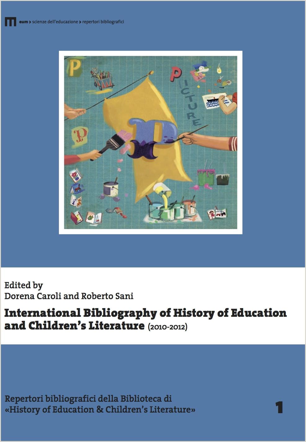 Formato De Hoja De Vida Minerva Pdf Caroli D & Sani L Eds International Bibliography Of