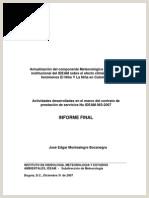 Formato De Hoja De Vida único De Bancolombia Informe Final Pomca Chiriaimo Pdf