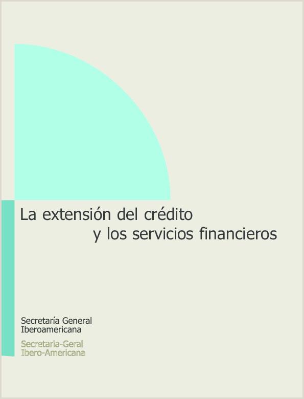 Formato De Hoja De Vida único De Bancolombia Pdf La Extensi³n Del Crédito Y Los Servicios Financieros