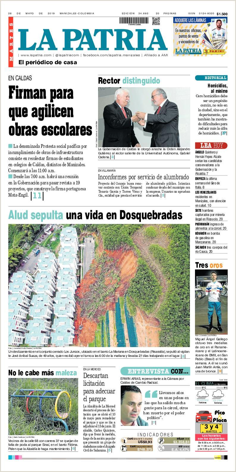 Formato Hoja De Vida Acnur Calaméo Lapatria 28 05 2019