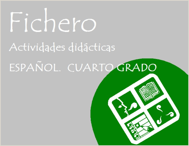 Fichero esp 4to