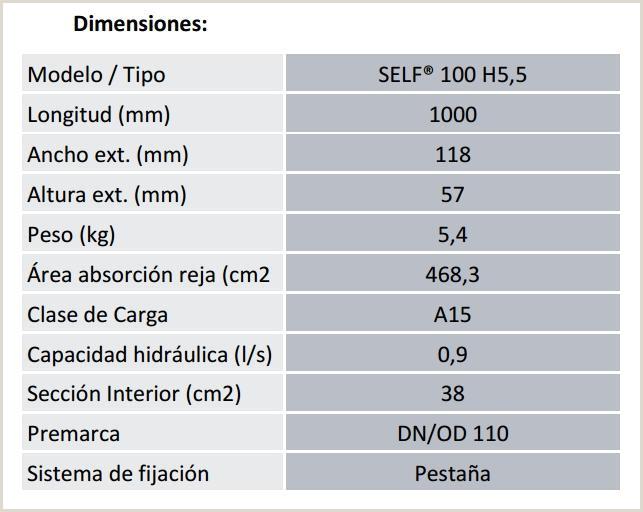 Formato Hoja De Vida Arnes Self 100 H 5 5 Canaleta De Hormigon Polimero Microgrip