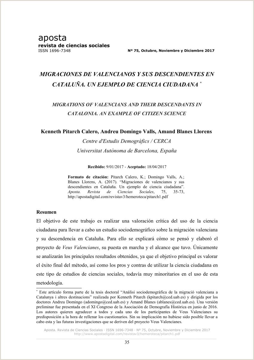 Formato Hoja De Vida Banco Popular Pdf Migraciones De Valencianos Y Sus Descen Ntes En
