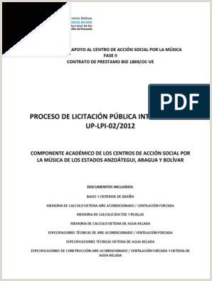 Formato Hoja De Vida Bid Instalaciones Mecanicas Pdf
