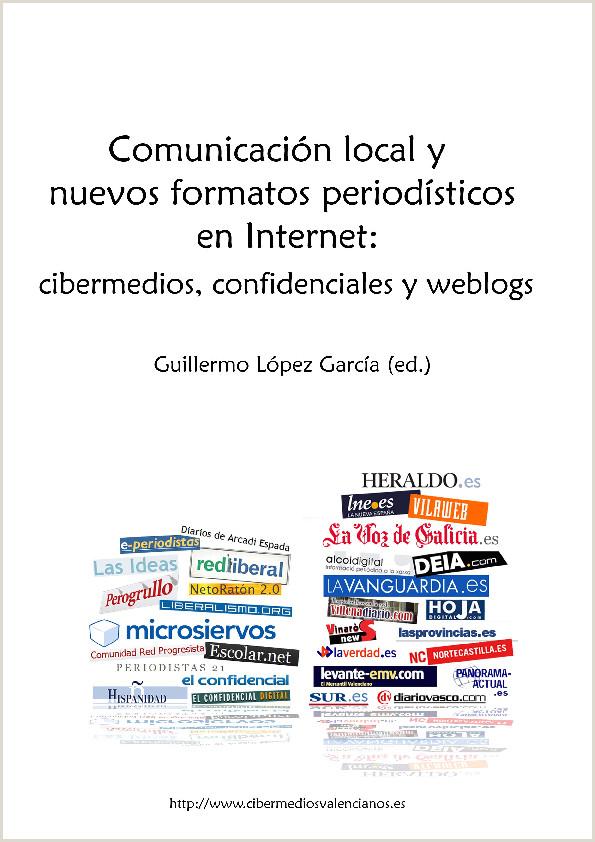 PDF unicaci³n local y nuevos formatos periodsticos en