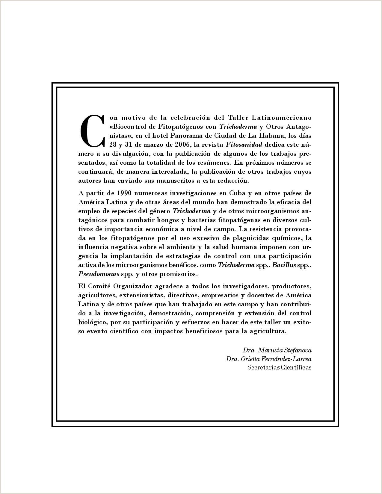 Revista2 06 revista sobre Biocontrol de Fitopat³genos con