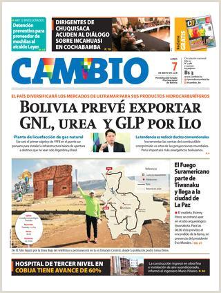 Edicion Impresa 07 05 18 by Cambio Peri³dico del Estado