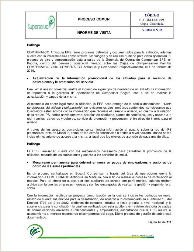 Informe final fenalco antioquia marzo 2012