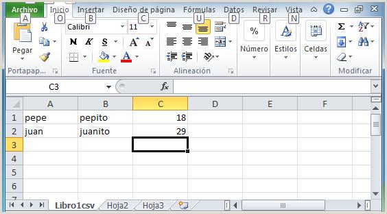 Formato Hoja De Vida De La Funcion Publica Excel Qué Es Un Csv C³mo Se Hace Y Para Qué Sirve – Bitácora De