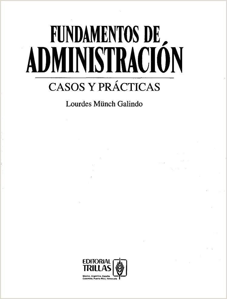 Formato Hoja De Vida De La Funcion Publica Word Fundamentos De Administraci³n Lourdes Münch Galindo