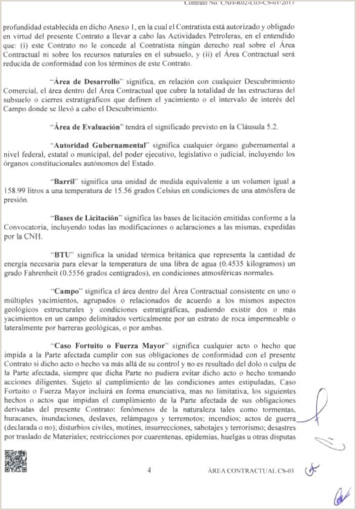 """Formato Hoja De Vida Diseñador Contrato Para La Exploraci""""n Y Extracci""""n De Hidrocarburos"""