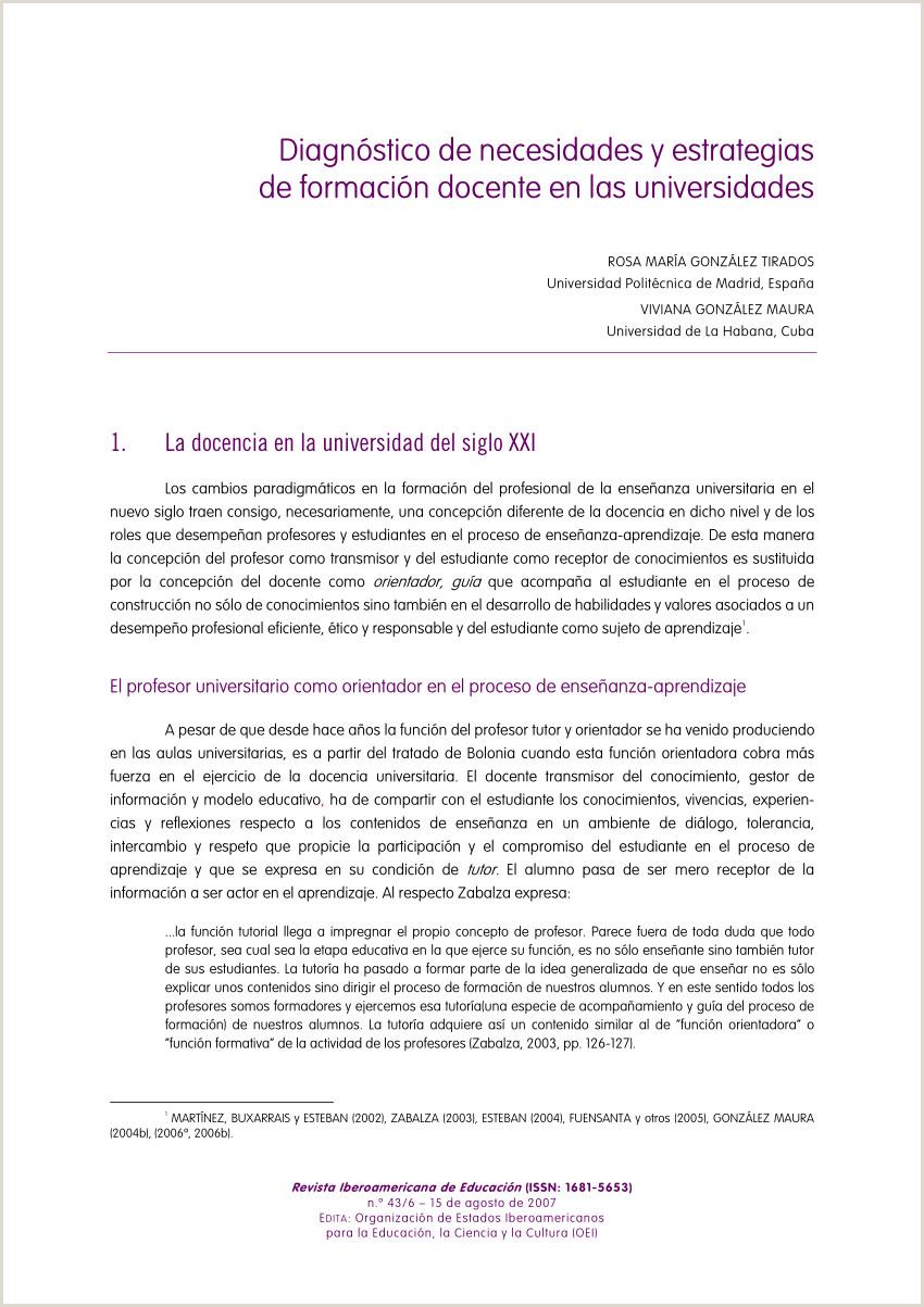 PDF Diagn³stico de necesidades y estrategias de formaci³n