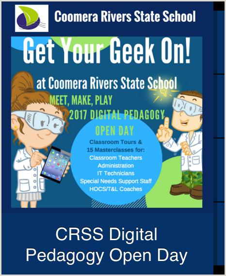 CRSS Digital Pedagogy Open Day 2017 Curso gratuito de