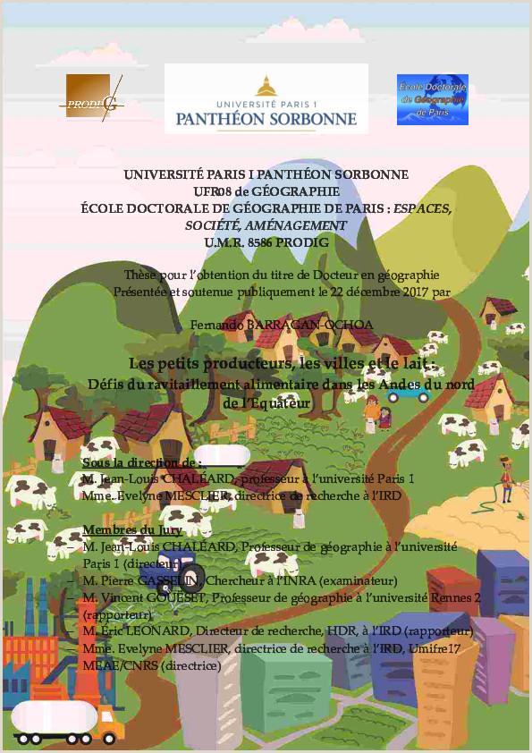 PDF Les petits producteurs les villes et le lait Défis