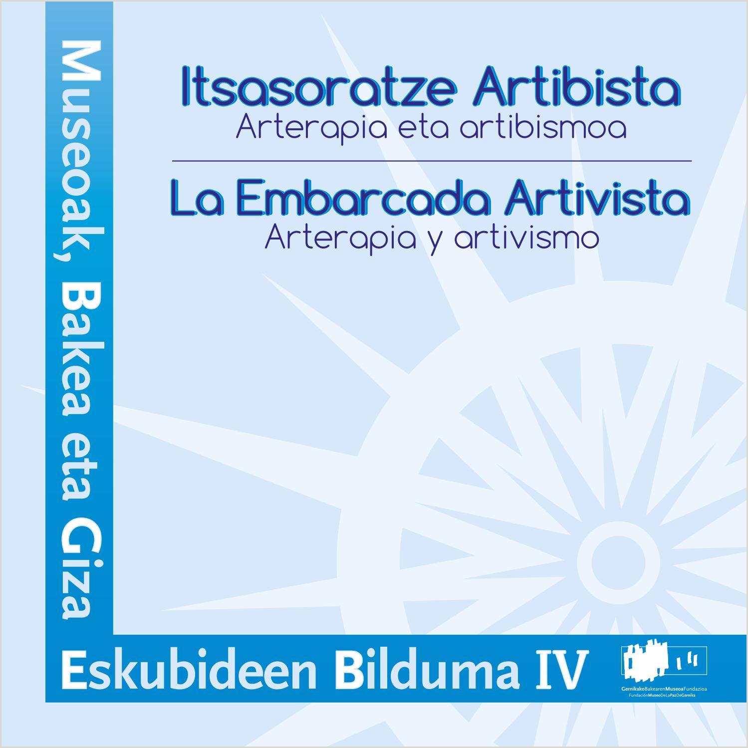Itsasoratze Artibista Arteterapia eta artibismoa La