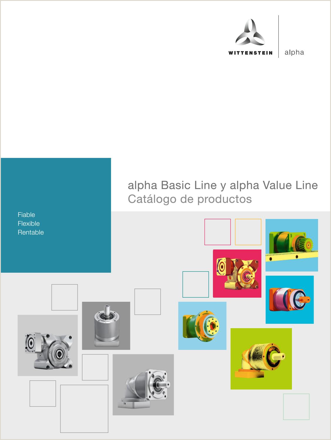 alpha Basic Line & alpha Value Line Spanish version by