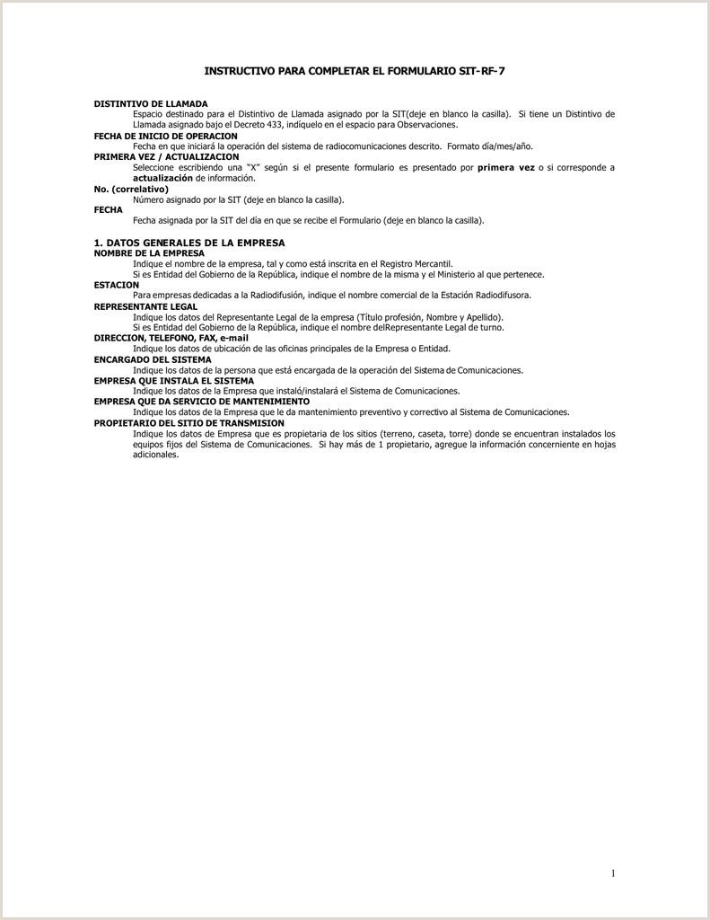 Instructivo en Formato PDF