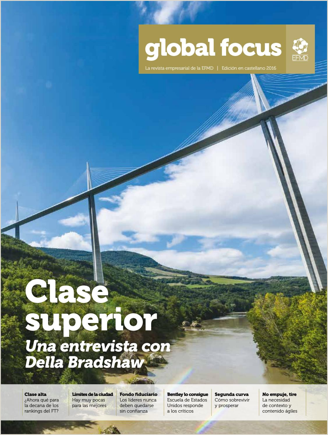 Global Focus Spanish Issue 2016 by EFMD issuu