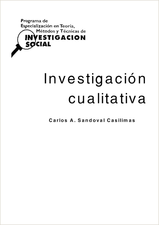 Calaméo Carlos Sandoval Introduccion A La Exp Invest
