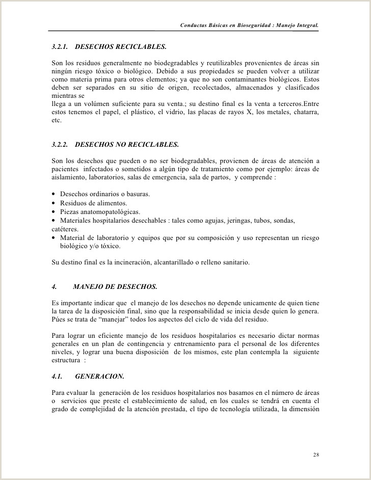 Manual De Bioseguridad Minsalud