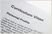 VII o Presentar su Hoja de Vida Página web de