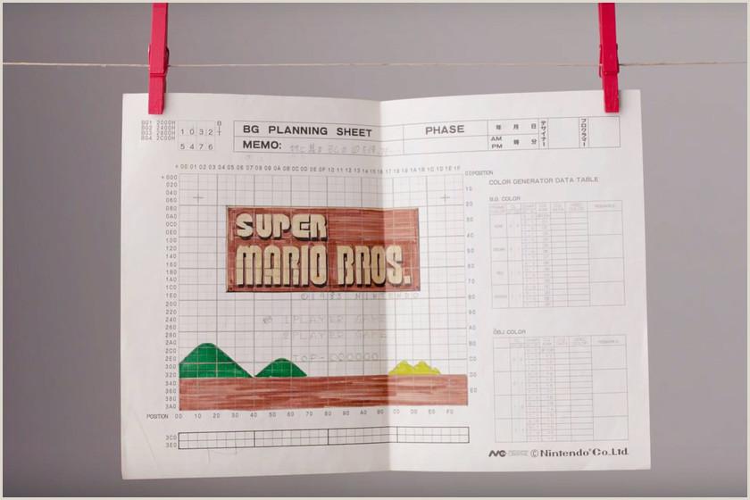 Formato Hoja De Vida Facil Los Inicios Anal³gicos De Super Mario Bros Cuando Los