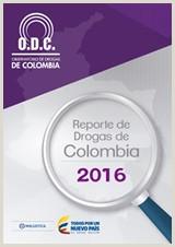 Reporte de Drogas de Colombia 2016