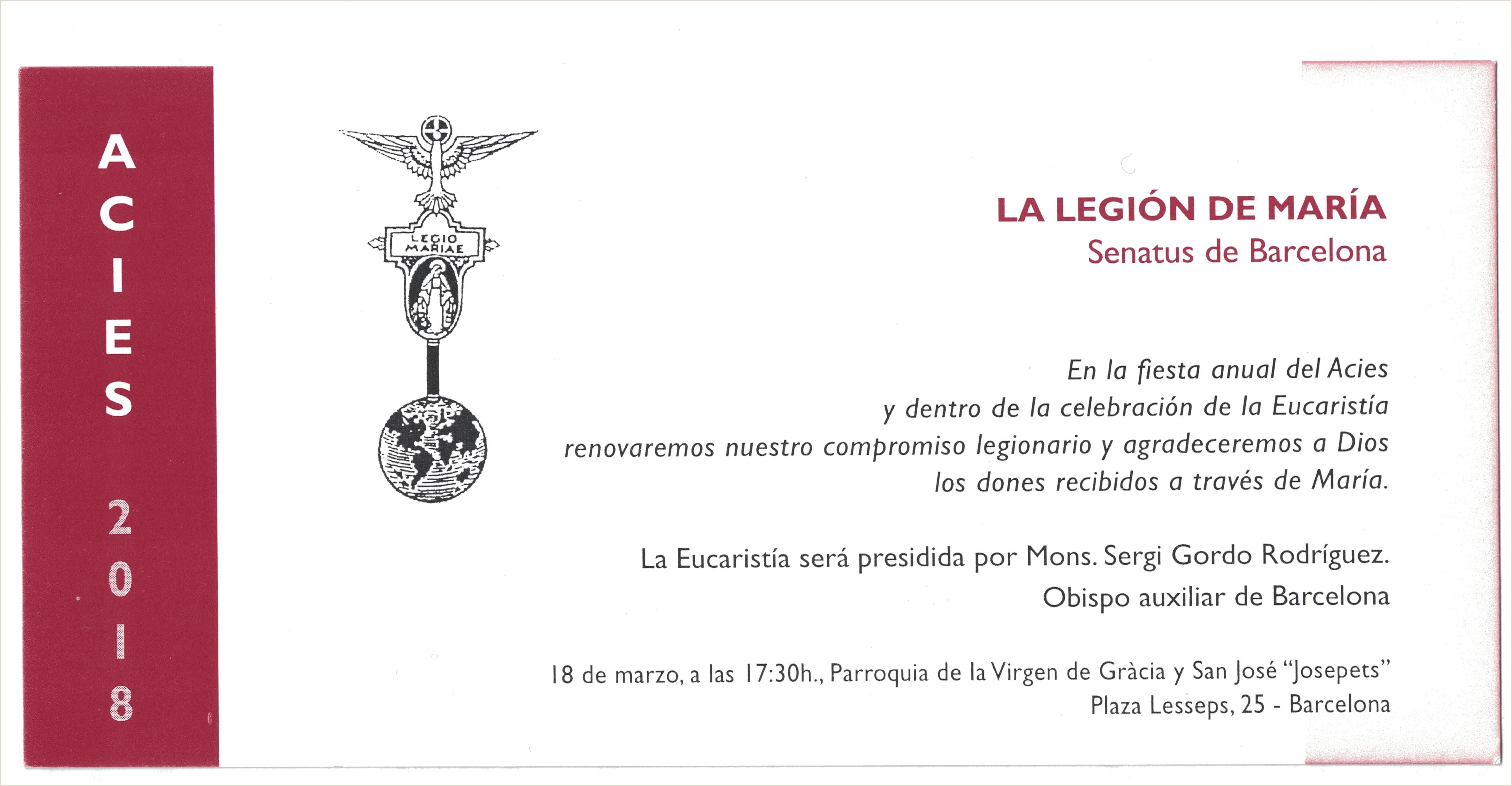 Documentos Legi³ de Maria