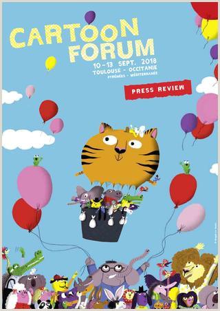 Cartoon Forum 2018 Press Review by CARTOON issuu