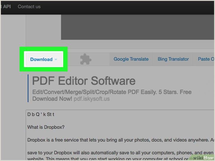 Formato Hoja De Vida Google 3 formas De Pasar A Word Un Documento Escaneado Wikihow