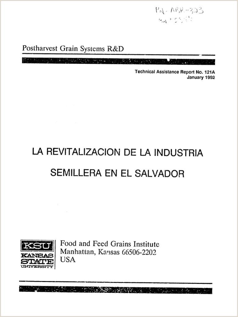 Industria Semillera Agricultura
