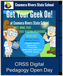 CRSS Digital Pedagogy Open Day 2017 Curso gratuito de