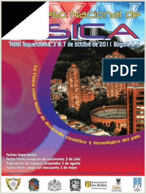 Libro Xxiv Congreso Nacional de Fisica