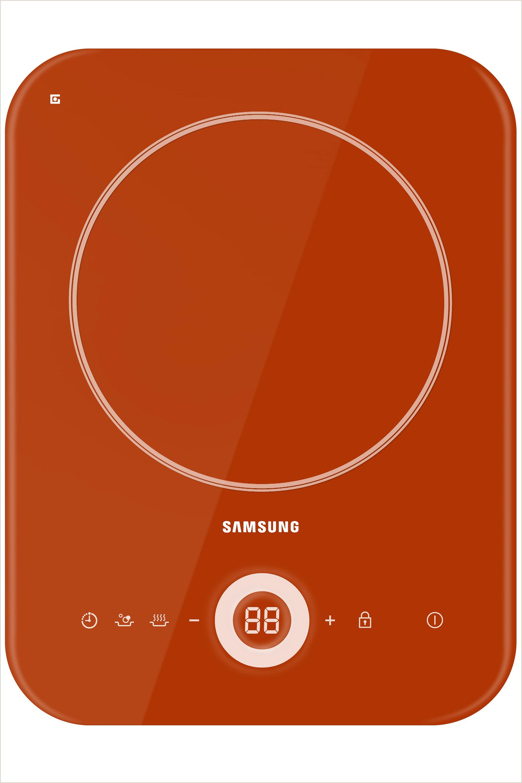 Samsung Electroménager Plaque de cuisson CTN431SC0R Mode d