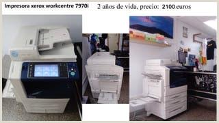 Formato Hoja De Vida Impresora Impresora Xerox De Segunda Mano En Wallapop