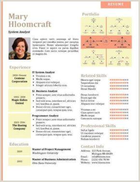 Formato Hoja De Vida Ingeniero De Sistemas Más De 400 Plantillas De Cv Y Cartas De Presentaci³n Gratis