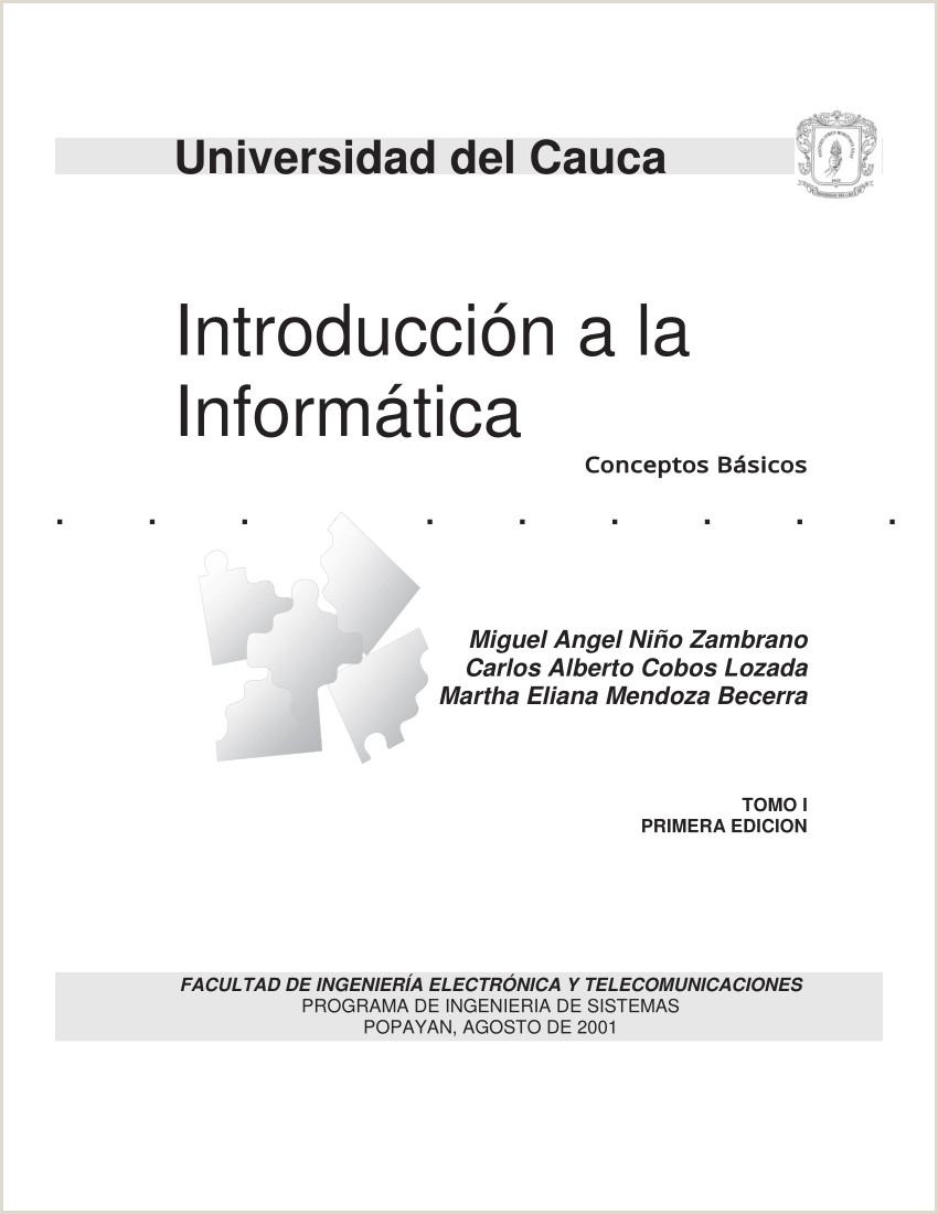 PDF Introducci³n a la Informática Conceptos Básicos
