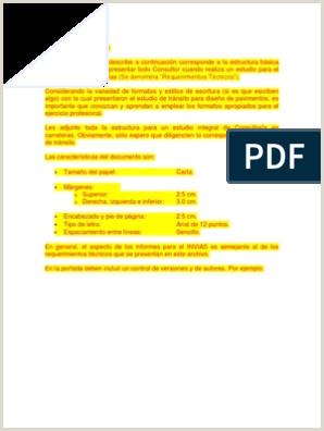 Formato Hoja De Vida Invias Gui Presentacion Estudios De Transito Invias