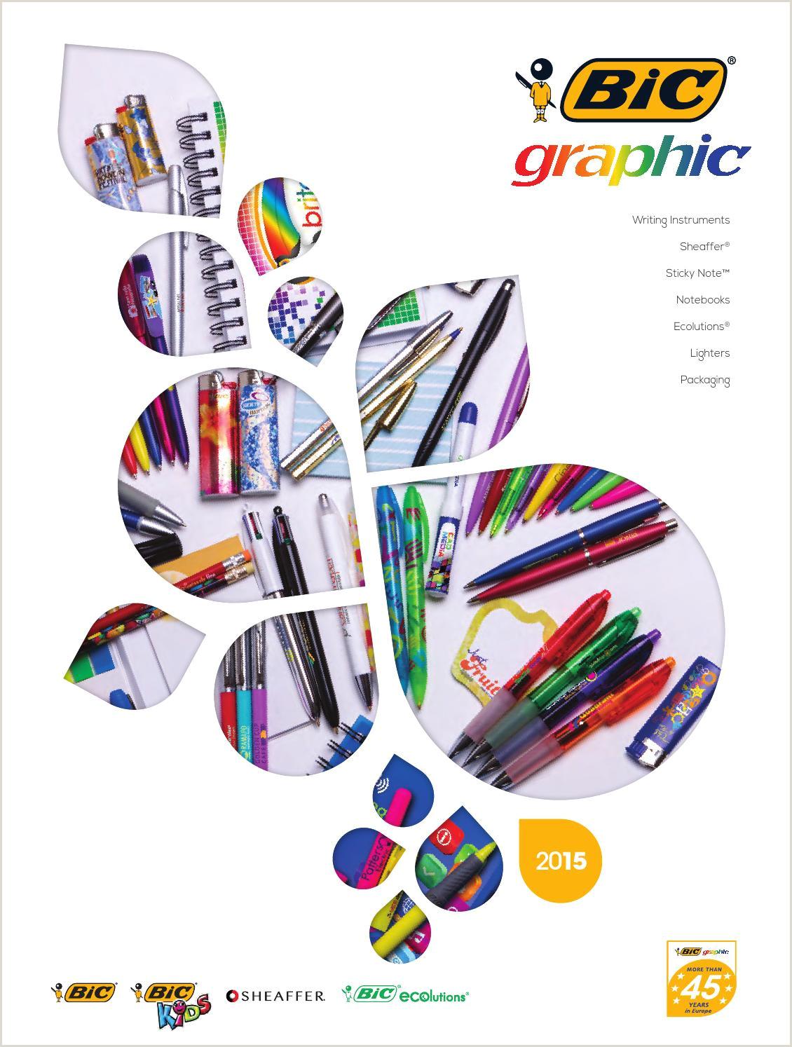 BIC Graphic 2015 by PLSPALMA Brindes Publicitários Lda