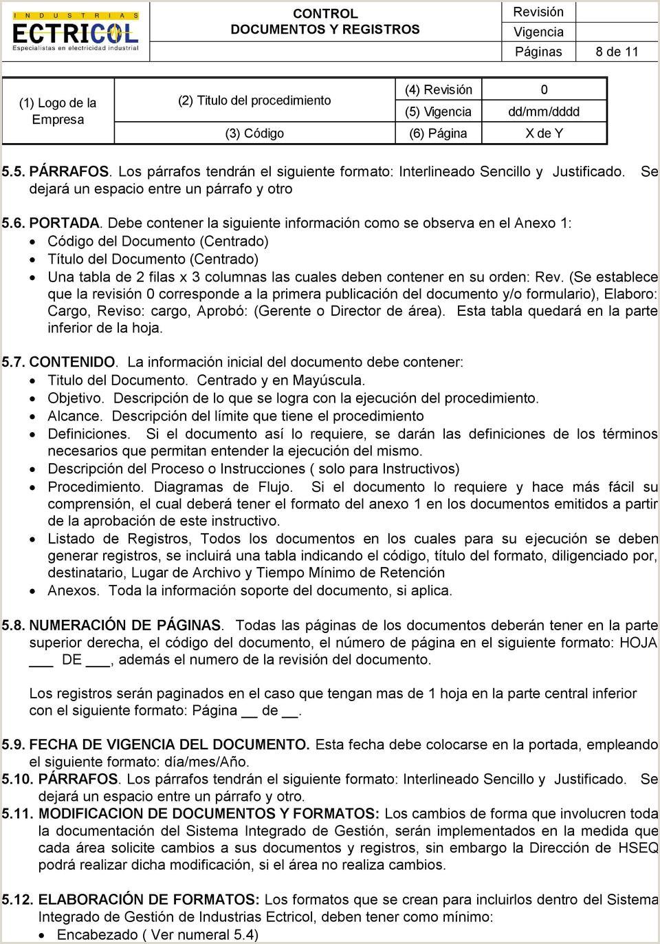 CONTROL DE DOCUMENTOS Y REGISTROS PDF