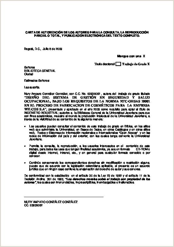 """PDF CARTA DE AUTORIZACI""""N DE LOS AUTORES PARA LA CONSULTA"""
