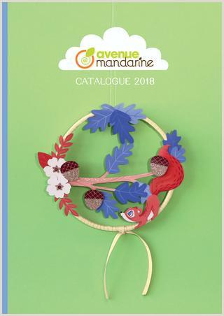 Catalogue Avenue Mandarine 2018 FR by Clairefontaine Rhodia
