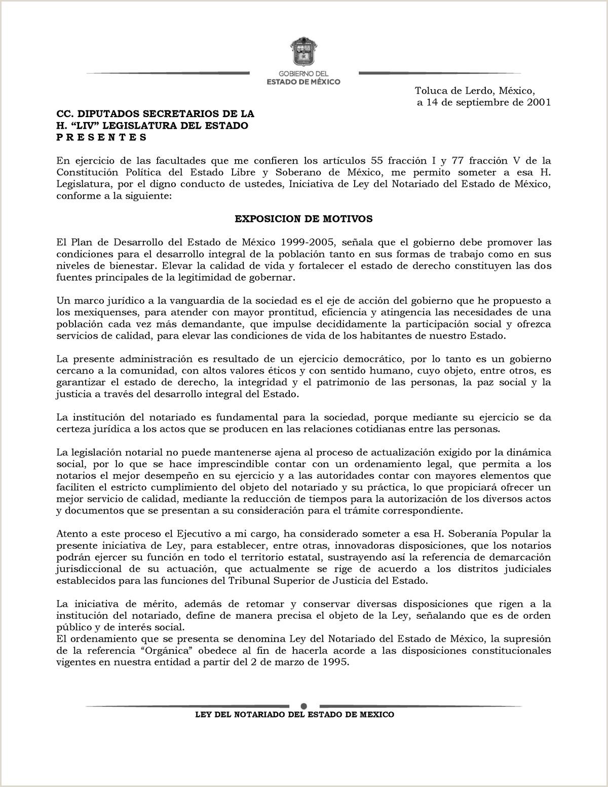 LEY DEL Notariado EDO MEX hmx6301 Derecho penal StuDocu