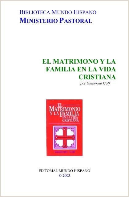 Formato Hoja De Vida Ley 190 Word El Matrimonio Y La Familia En La Vida Cristiana Centro