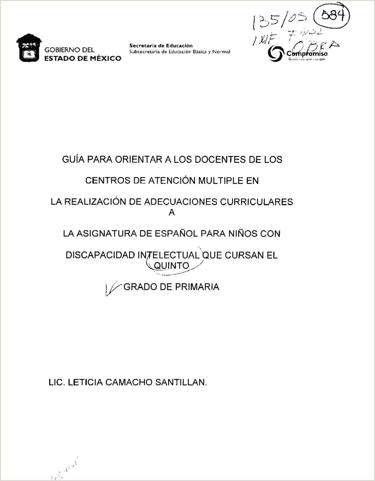 Formato Hoja De Vida Licenciada En Preescolar Calaméo Gua Para orientar A Los Docentes De Los Centros