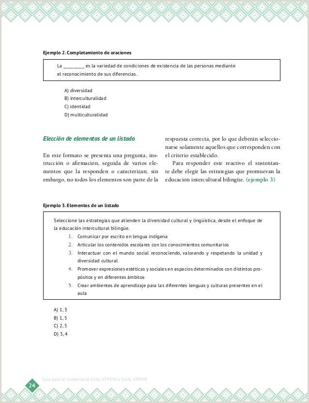 Formato Hoja De Vida Licenciada En Preescolar Guia Titulacion Licenciatura Preescolar Primaria Indigena