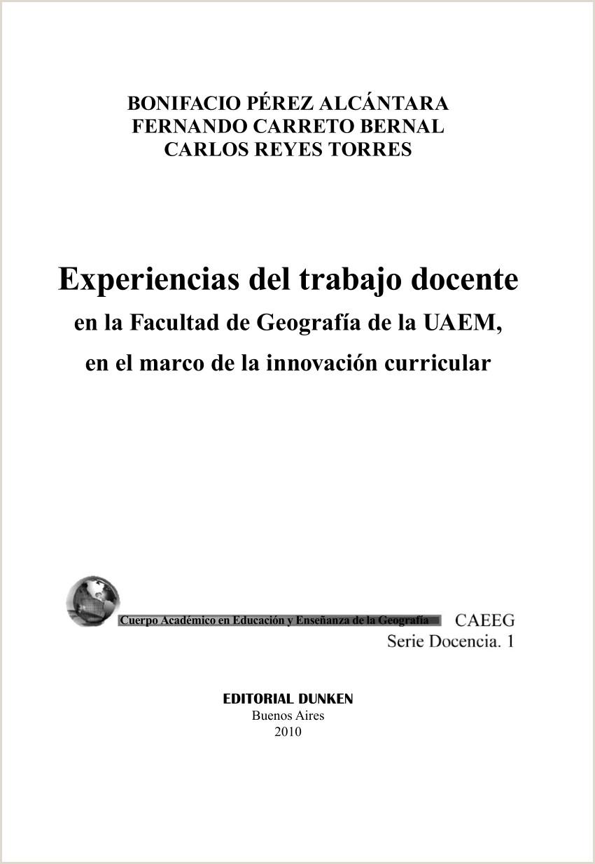 PDF Experiencias del trabajo docente en la Facultad de