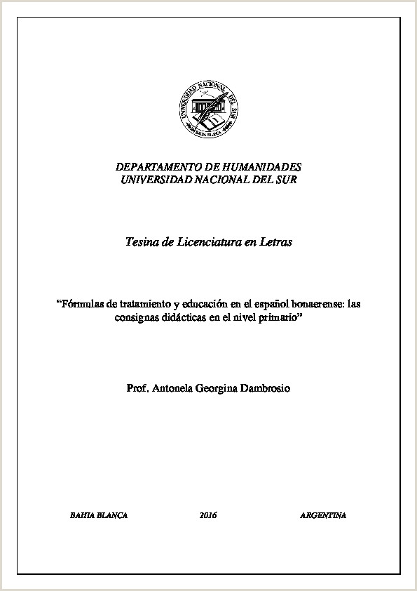 Formato Hoja De Vida Licenciada En Preescolar Pdf F³rmulas De Tratamiento Y Educaci³n En El Espa±ol